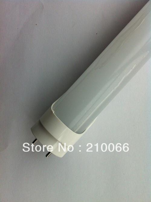 LED tube SMD2835 T8 9W 600mm 48pcs led zeppelin High power leds 95lm  white cover 4pcs/lot freeshipping