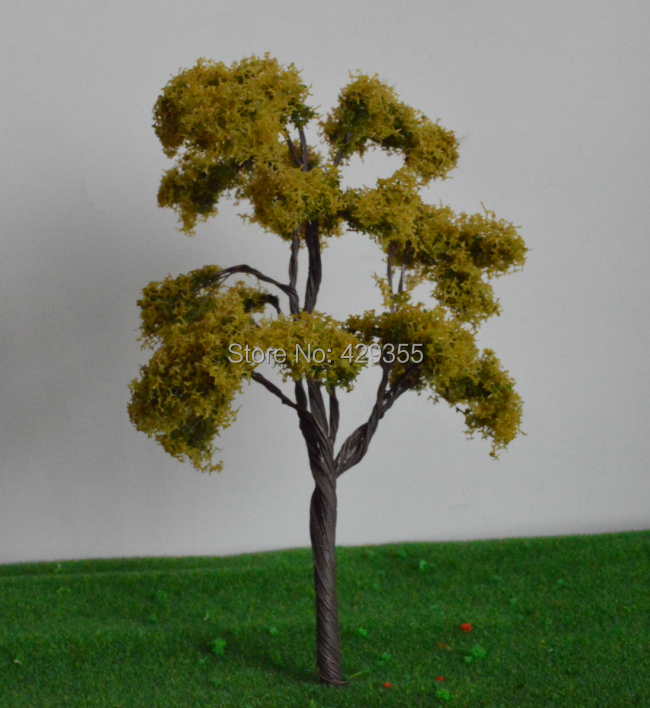 Free shipping 12cm scale wire trees for architecture models building<br><br>Aliexpress