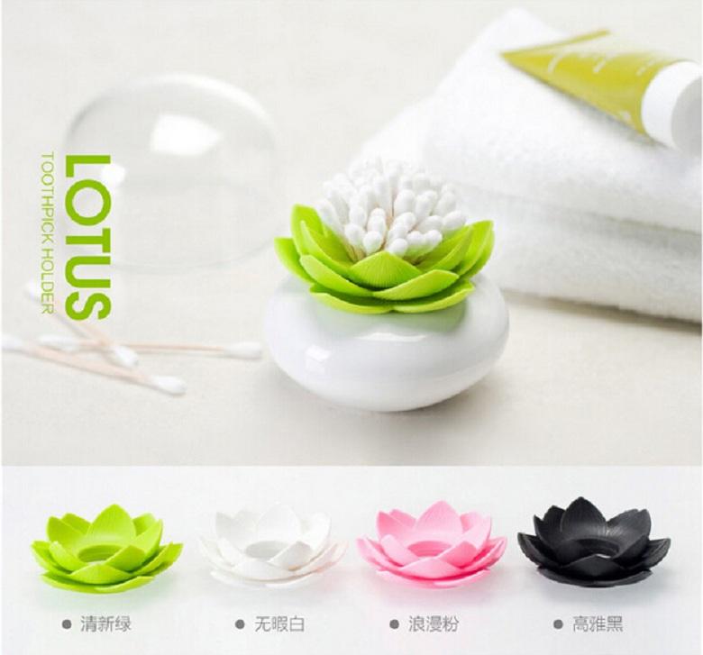 1piece lotus хлопок бутон держатель qualy