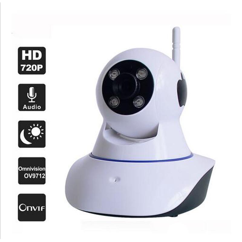 Camera IP Wi-fi hồng ngoại không dây giá rẻ WTC IP9507