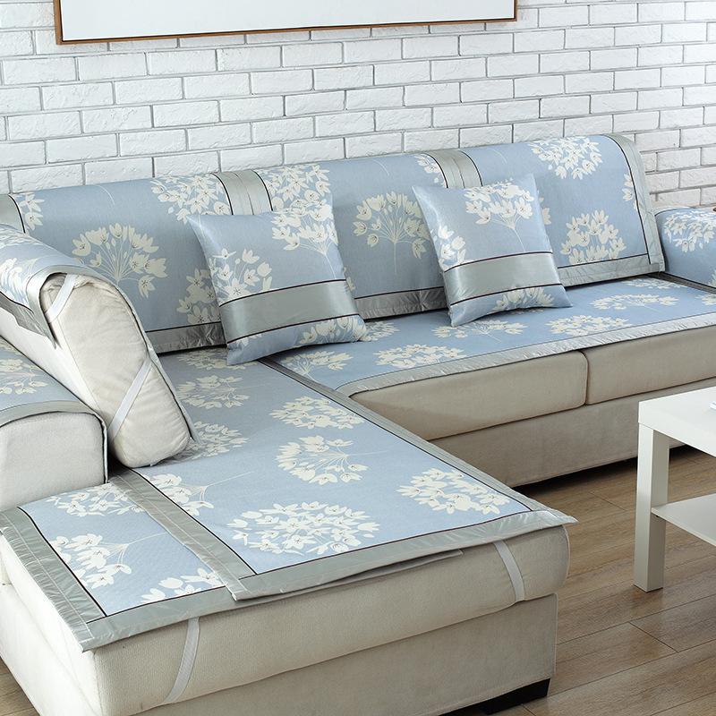 Housses en cuir meubles promotion achetez des housses en - Housse de chaise en cuir ...