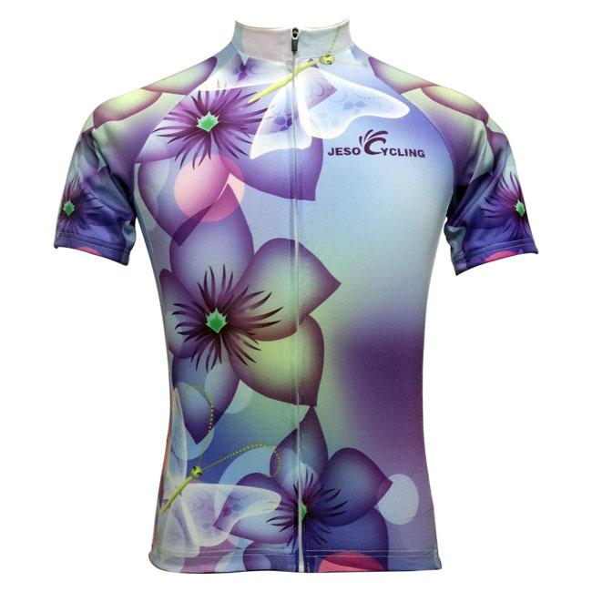 Cycling Jersey Women New Design Breathable Summer Short Sleeve Cycling Shirts Quick-Dry Bike Jersey in 6 Colors(China (Mainland))