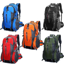Waterproof Durable Outdoor Climbing Backpack Women&Men Hiking Athletic Sport Travel Backpack Climbing Bags High Quality(China (Mainland))