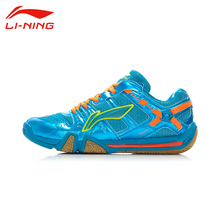 Buy Li-Ning Men's Unisex Badminton Shoes Li Ning Breathable Hard-Wearing Flexible Outdoor Balanced Sports Sneakers AYAJ011 for $77.98 in AliExpress store