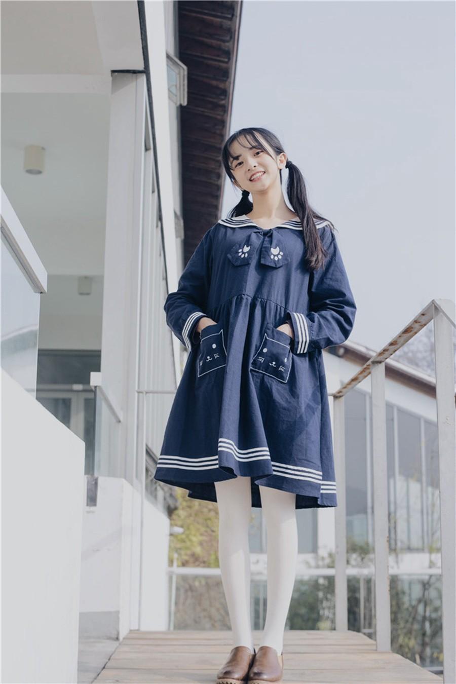 Sailor Dress (7)