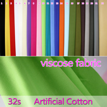 "Buy Viscose Fabric Cotton Fabric Silk Artificial Cotton Fabric Skirt fabric rayon scarf 55"" Wide Sold Yard Free for $7.91 in AliExpress store"