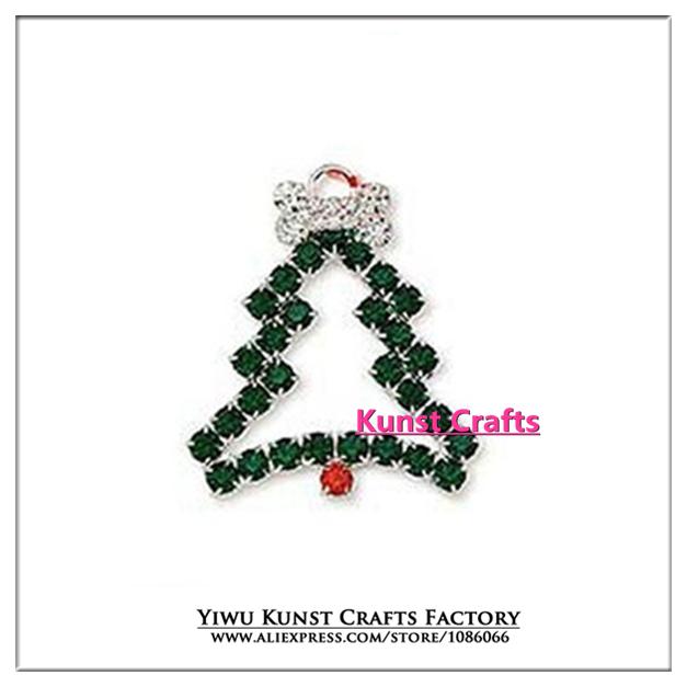 Green Xmas Tree Ornaments New Year Christmas Tree Decoration Gift Present CC015(China (Mainland))