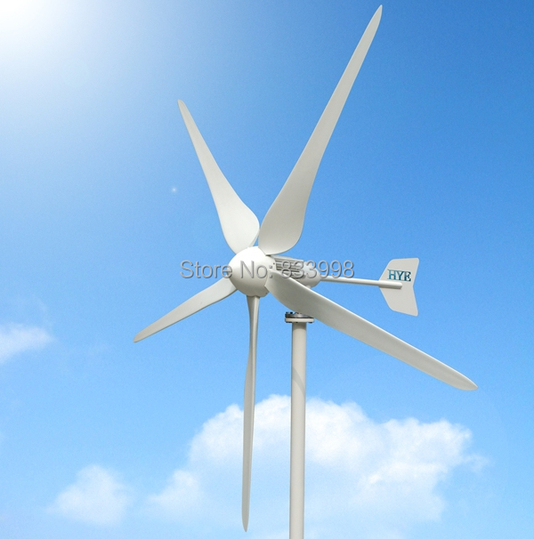 HYE wind turbine generator HY-3000L-96V power output 3KW/3000W DC96V for online connection to grid(China (Mainland))