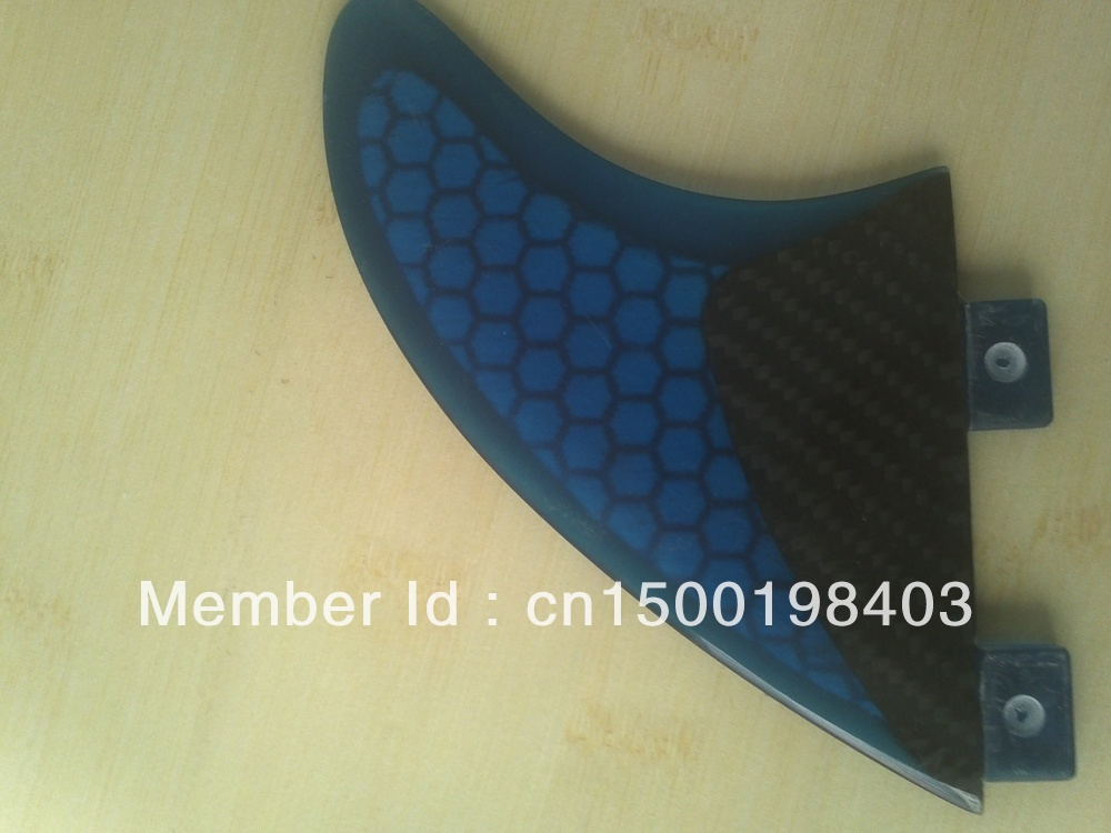 FCS/G5/Surfboard fins/Half Carbon fiber materials/Honeycomb/2 pcs per set/Professional/High quality/Competitive price