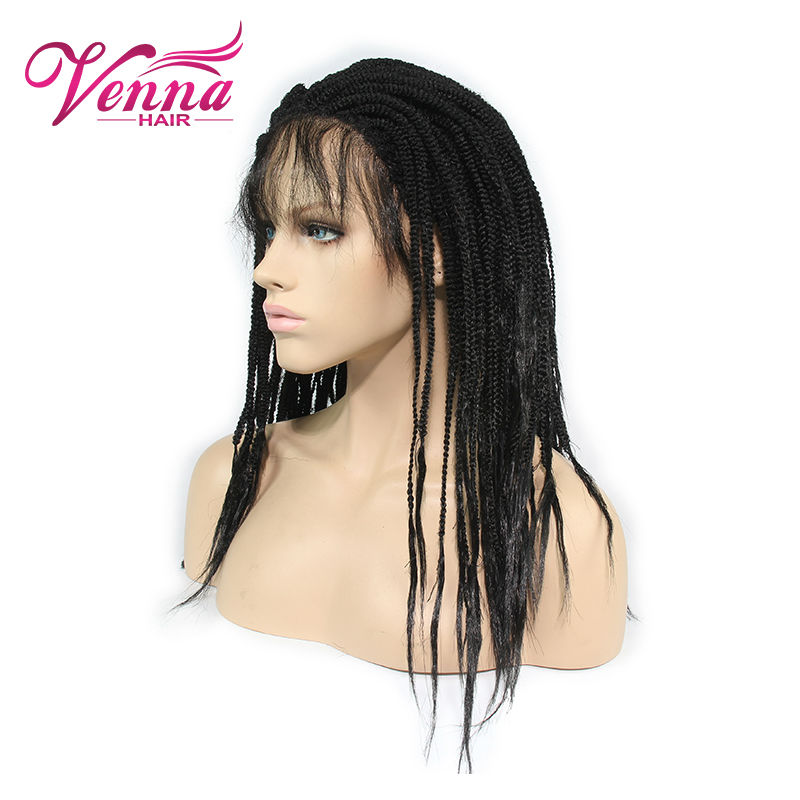 Afro kinky curly wigs synthetic lace front curly Synthetic Hair wig Heat Resistant Soft synthetic lace front wigs with baby hair
