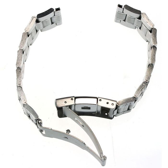 Гаджет  Business Coperation Classic Stainless Steel Watch Band Strap Straight End Bracelet Links 18mm/20mm/22mm Zina None Ювелирные изделия и часы
