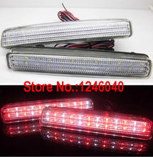 Buy Crystal lens LED Rear bumper reflector light tail lamp stop light brake light Toyota Spade Esquire NOAH/VOXY 80 Prius 40 for $23.08 in AliExpress store