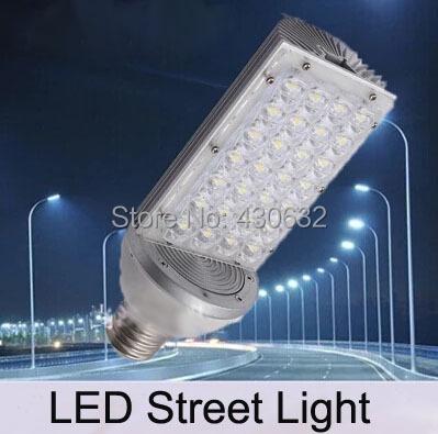 LED Street light E40 28*1W Bridgelux chips 3360LM for LED street lamp LED outdoor Off Road Lighting(China (Mainland))