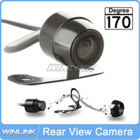 Reverse Camera 170 Wide View Angle Waterproof Universal Car Rear View Camera Free Shipping