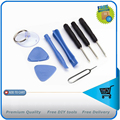 9 in 1 Mobilephone Cell phone Tablet PC Repairing Screwdriver Disassembly Tools for Sumsung for htc