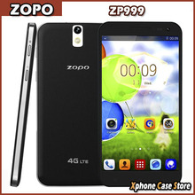Original ZOPO ZP999 32GBROM 3GBRAM 5.5inch Android 4.4 Smartphone MTK6595M Octa Core 2.0GHz Support 4G FDD-LTE WCDMA GSM OTG NFC