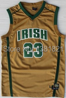 Lebron James #6 #23 Miami st. Vincent Mary high school All design style Basketball Jersey, New REV30 Embroidery Logos All Colors(China (Mainland))