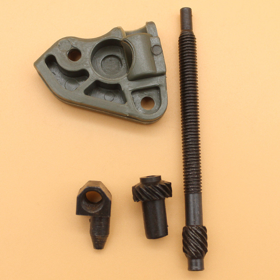 Saw Chain Tensioner Adjuster Bolt Gear Fits Husqvarna 362 365 371 372 Chainsaw