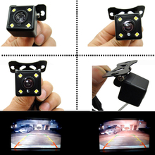 Parking Assistances Car Rearview Reverse Revering Rear View Camera CCD+LED Backup With 170 degree de re para auto night vision(China (Mainland))