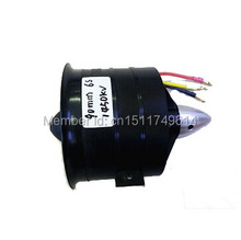 Buy RC Model 90mm 3553-1450KV Brushless Motor 11 Blades Ducted Fan for $83.30 in AliExpress store