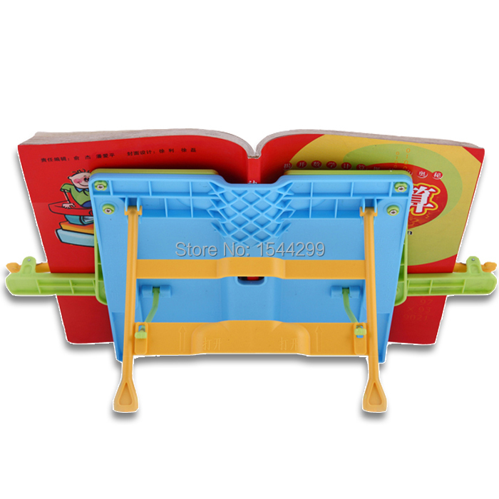 Furniture Hardware Accessories Handles Reading frame adjustable child reading books rack reading frame bookend supplies(China (Mainland))