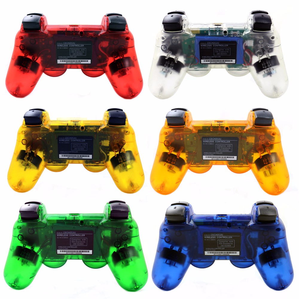 VR PLUS Gamepad for PS3 Sony Playstation 3 Controller Wireless Joystick Bluetooth Controller Gamecube Joypad for Controle PS3(China (Mainland))