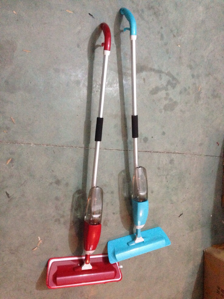 Water Spray squeezee mop Floor Cleaning Kit Multifunction flooring Dedicated Static electricity Flat(China (Mainland))