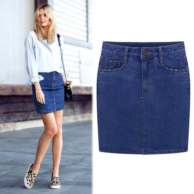 Casual Denim Skirts | Fashion Skirts