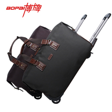 2016 Women Rolling Luggage Men Travel Bags Waterproof Trolley Bags Weekend Duffle Bag Women Travel Bags maletas de viaje women(China (Mainland))