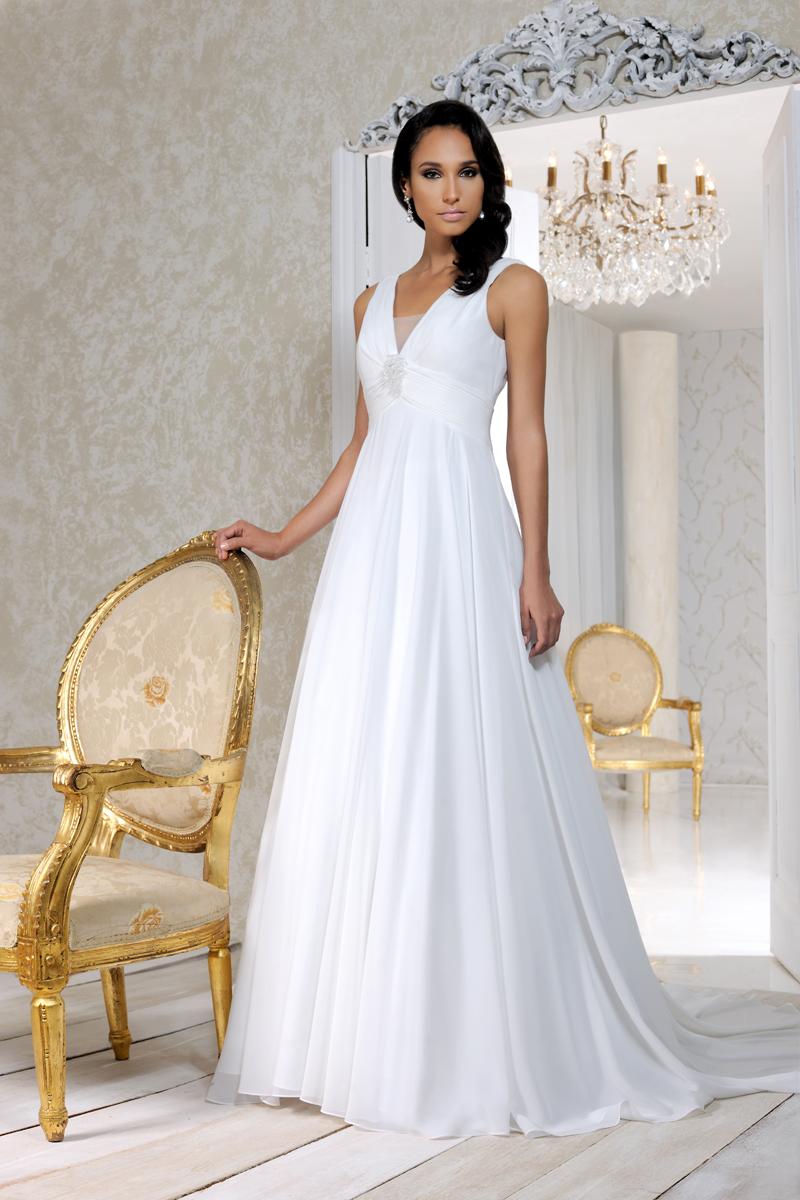 plus la taille robe de mariage informel promotion achetez