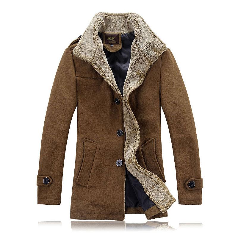 2016 new men coat autumn & winter fashion boutique trade ...