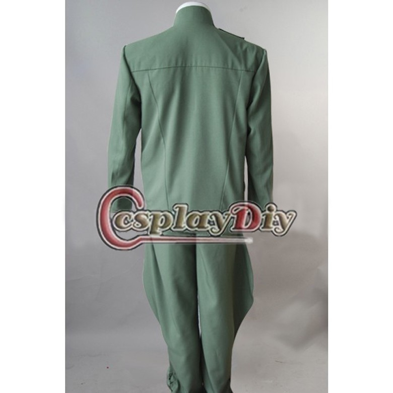 Star Wars Imperial Official Olive Green Cosplay Costume Adult Movie Outfit Custom Made D0113