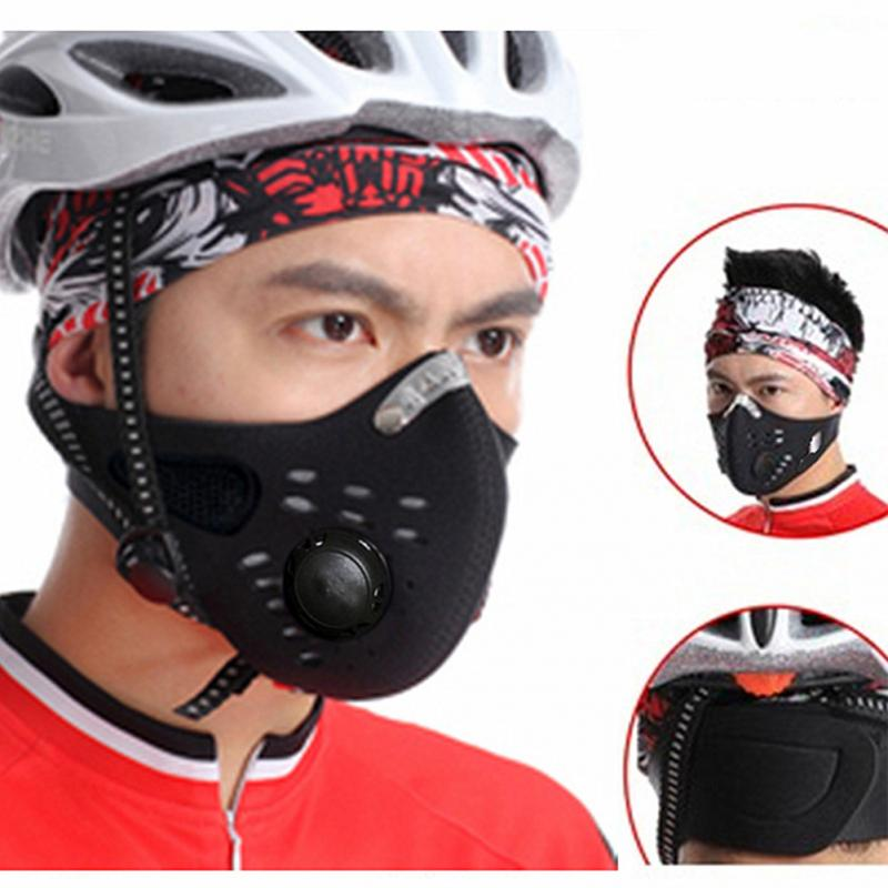 Bicycle Cycling Motorcycle Sport Half Face Mask Winter Warm Outdoor Ski Mask Ride Bike Cap Mask Neoprene(China (Mainland))