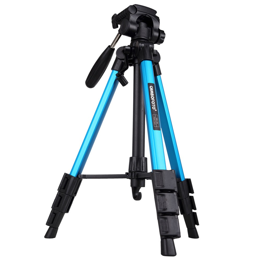 Professional Aluminium Alloy Lightweight Mini Travel Tripod for Nikon Canon Sony DSLR Cameras Camcorders(China (Mainland))