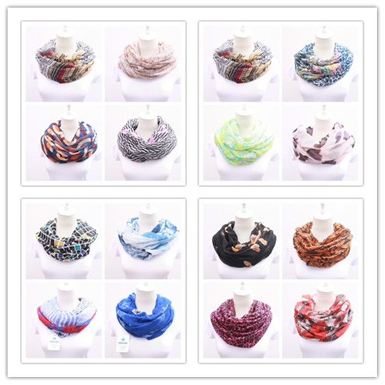 Promote We Neglect The Cost Of Production Women Infinity Scarf 2015 Fashion Autumn Tube Scarves Ladies Wrap Shawl Female Loop(China (Mainland))