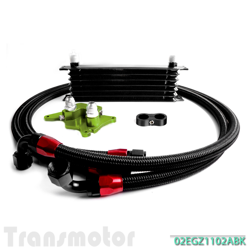 Gplus 7 Row Engine Oil Cooler Kit For BMW Mini Cooper S Turbo R56 06-12<br><br>Aliexpress