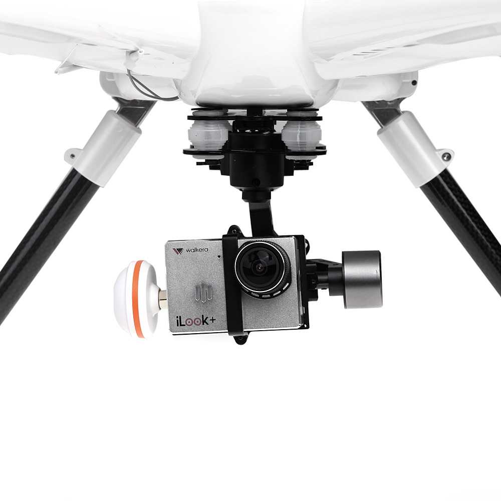Original Walkera G-3D 3 Axis Brushless Gimbal for FPV RC Quadcopter iLook iLook+ Gorpo 3 Gopro 3+ Camera Free Shipping