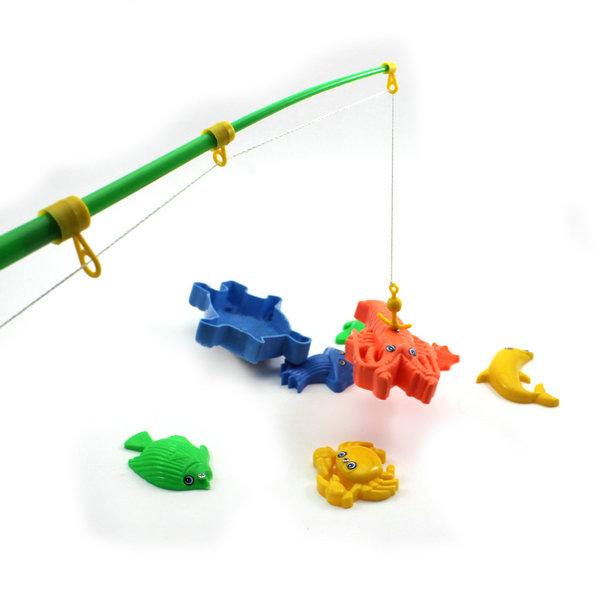детская удочка для ловли рыбы