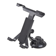 New Black Car Mount  tablet PC Holder Stand For pad/tablet stand / GPS / DVD Adustable Frame Hot Selling(China (Mainland))