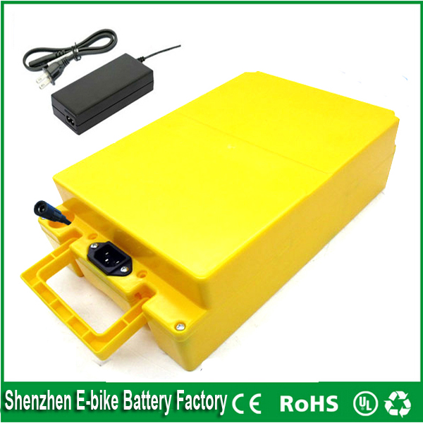 ebike lithium battery 36v 20ah lithium ion bicycle 36v electric scooter battery for kit electric bike 1000w with Waterproof case(China (Mainland))