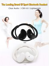 Bluetooth 4.0 Earphone Portable Wireless Stereo Outdoor Sport Running Bluetooth Ecouteur Headphones Headsets Microphone
