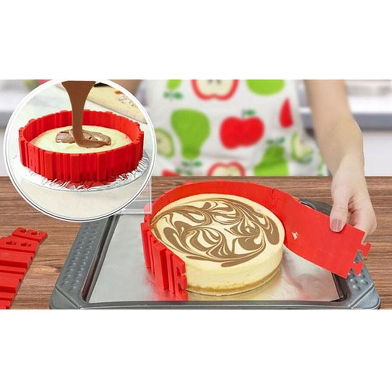 4Pcs-lot-Magic-Bake-Snakes-Grade-Silicone-Bake-All-Cakes-Cake-Mould-Tools