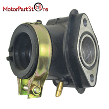 Chinese Motorcycle Spare Parts for GY6 125CC 150CC Intake Manifold Scooter Moped ATV TAOTAO SUNL(China (Mainland))
