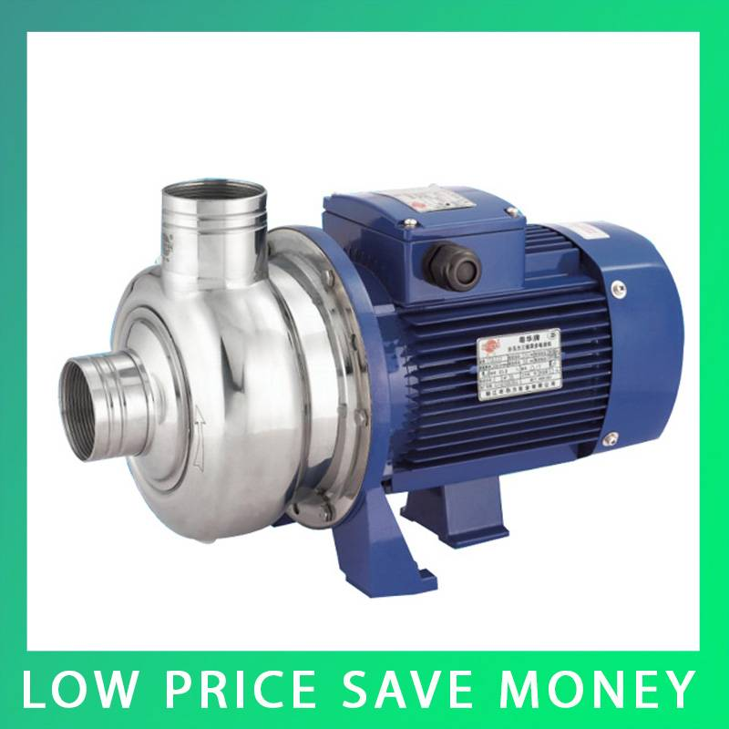 BK120 380V Centrifugal Pump High Pressure 1.1kw Booster Water Pump(China (Mainland))