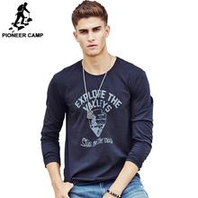 Pioneer Camp 2017 Новое поступление Мужская футболка Веснняя футболка средняя толщина удобный матириал 699009(China (Mainland))