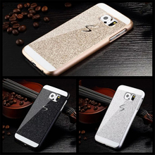 Buy Plating Bling glitter Hard Case Samsung Galaxy S3 S4 S5 S6 S7 S6 Edge S7 Edge G350 G360 NOTE 4 ON5 phone cover cases coque for $1.39 in AliExpress store