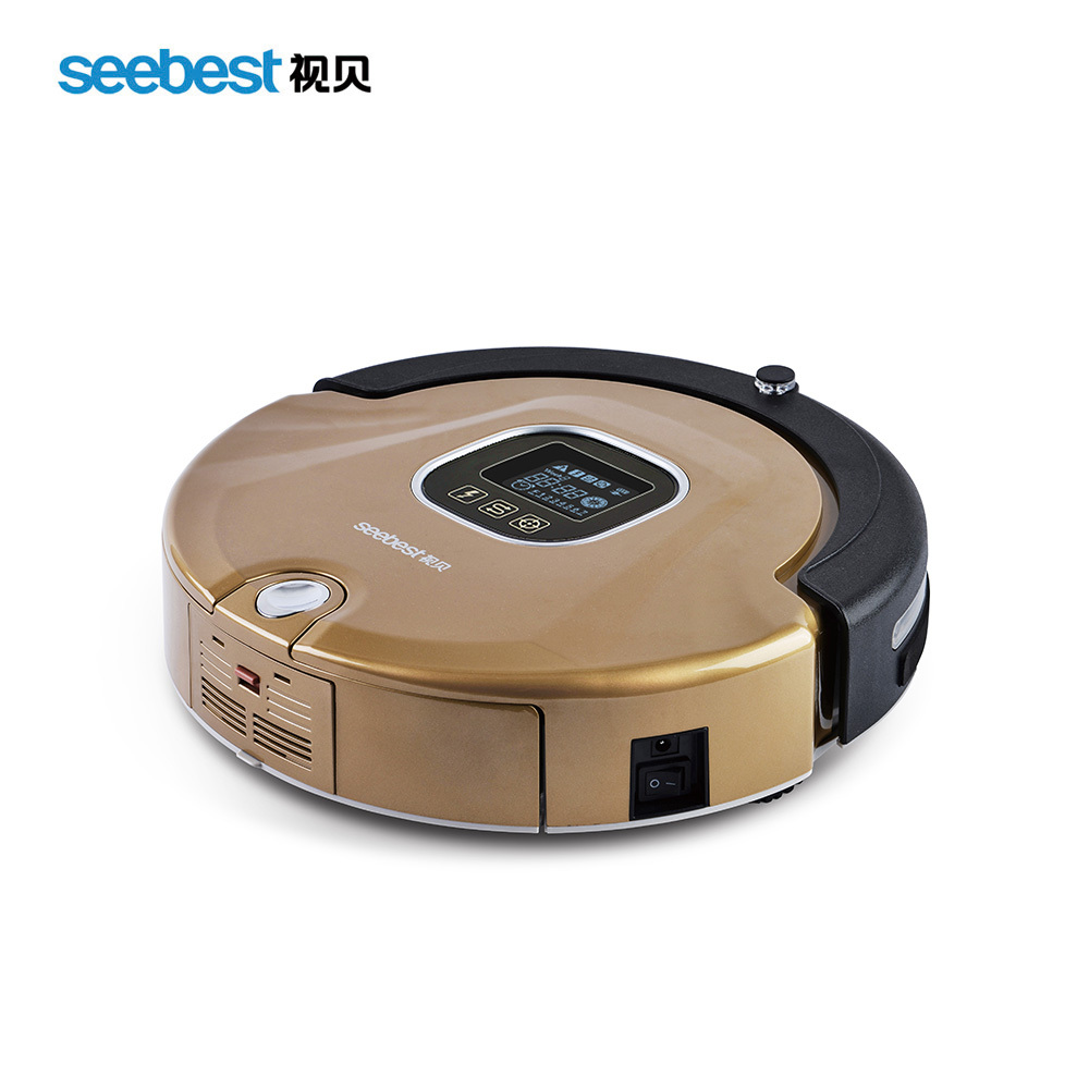 (Free to Australia)Seebest C565 2015 New Arrival Intelligent Vacuum Cleaner Robot with UV(China (Mainland))