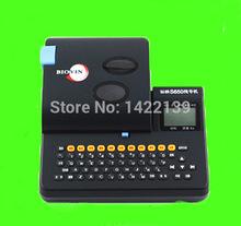 PVC Tube Printer Eletronic Lettering Machine Cable ID Printer Wire Marker S-650
