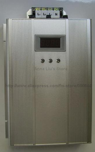 500KW 3 Phase Power Saver/500KW 3 Phase Energy Saver with LED Screen for Industry/Machines & DHL/UPS/FEDEX/EMS Free Shipping(China (Mainland))