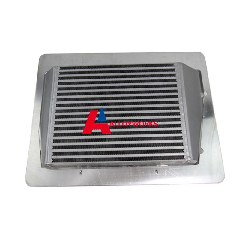 Aluminium Automobile Engines Cooling System